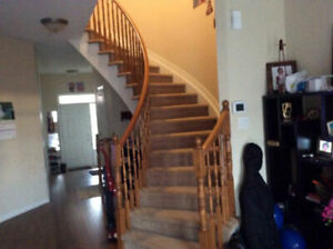 Open concept  beautiful Town House at Riverside South for rent