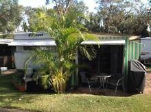 22FT ON SITE CARAVAN AT OCEAN BEACH HOLIDAY PARK UMINA Umina Beach Gosford Area Preview