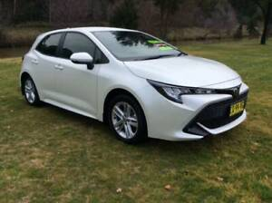 2018 Toyota Corolla Ascent Sport Yass Yass Valley Preview