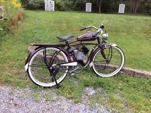 1948 Whizzer Motor Bike