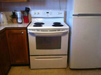 fridge, stove, washer and Dryer for 700 $