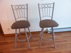 Bar-style chairs
