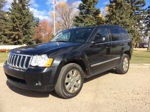 2008 Jeep Grand Cherokee, LIMITED, DIESEL, LEATHER, ROOF, $7,500