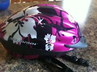 Schwinn girls bike helment