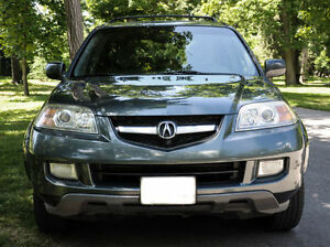 ACURA MDX SUV–TOURING EDITION–FULLY LOADED FLORIDA CAR