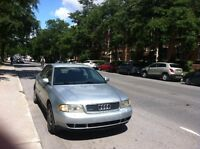 1998 Audi Quattro Sedan $1,200.00 - *Negotiable*