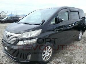 2009 Toyota Vellfire ANH20W Black Wagon Bayswater Knox Area Preview