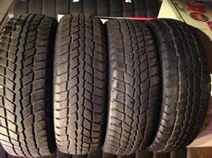 4 pneus d'hiver 195/65 r15 nexen winguard 231 ,,,,,,, 100$