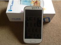 """ThL W8 dual sim, mobile phone - 5"""" screen, Android 4.2.1. Unlocked, many extras"""