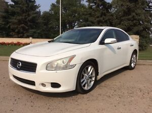 2011 Nissan Maxima, SV-PKG, AUTO, LEATHER, ROOF, 171K, $8,500