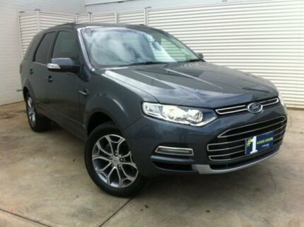 2014 Ford Territory  Smoke Automatic Wagon Cheltenham Charles Sturt Area Preview