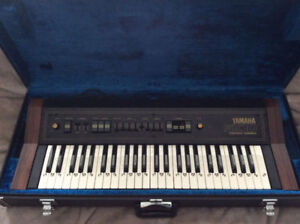 All Original 1979 Yamaha SK10 combo organ RARE