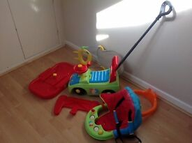 4 in 1 rocker which grows with your child