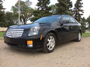 2007 Cadillac CTS, PREMIUM-PKG, AUTO, LEATHER, ROOF, 191K