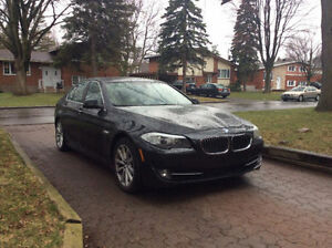 2013 BMW 5-Series 528I Xdrive Berline