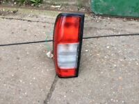 Nissan d22 navara rear light - Both sides available