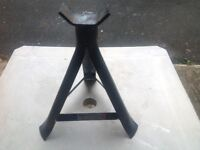 MELCO Heavy Duty Axle Stand - 1,000Kg - Blue - Sheffield Steel - Collect from Guildford