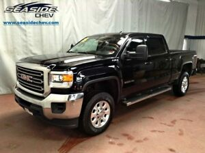 2015 GMC Sierra 2500HD 4WD Crew Cab SLE / FULLY LOADED