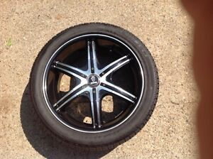 18 Inch Rims 5x110 bolt pattern and Pirelli tires