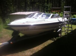 16' Bayliner Capri 85 Suzuki Oil-injected Outboard