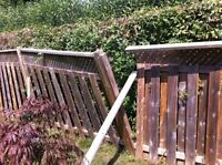 Fence and deck repair in ,Oakville, Burlington,Mississauga