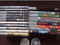 sony psp umd movies