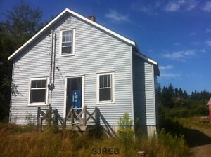 Fixer Upper Beaver Harbour NB