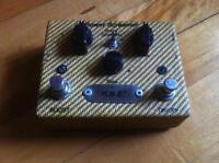 HBE power Screamer tweed overdrive pedal boost