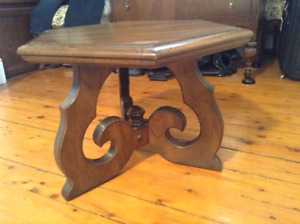 Solid Oak Occassional Table