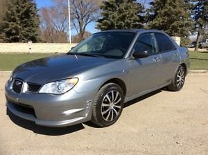 2007 Subaru Impreza, AUTO, AWD, FULLY LOADED, $7,500