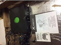 Original Xbox Console Bundle
