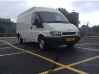 ***CLEAN*** FORD TRANSIT MWB 2006 1 OWNER FROM NEW