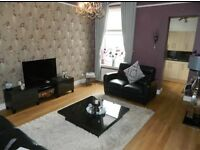 For rent 2 bed unfurnished flat in Wishaw
