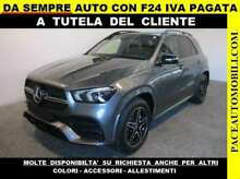 Mercedes-benz gle 300 amg premium mbux widescreen night tetto led pdc