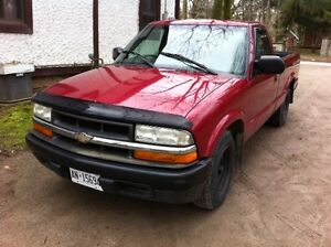 Clean, Old-School S-10 Pickup- Runs excellent, Safety and E-test