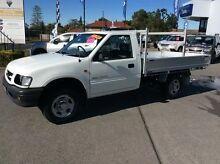2000 Holden Rodeo TFR9 LX White 5 Speed Manual Glenthorne Greater Taree Area Preview