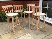 Kitchen Counter (Bar) Chairs