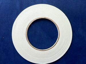 Snaply Wonder Tape, 50-m-Rolle, doppelseitiges Textilklebeband 4mm br (€ 0,10/m)