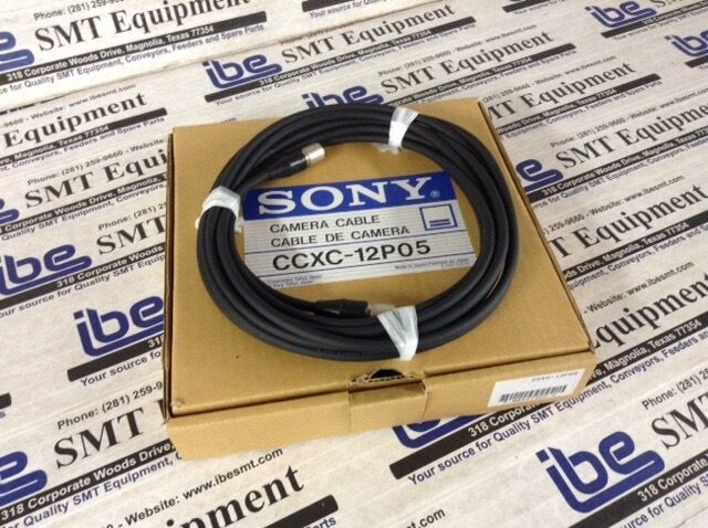 New Sony Camera Cable CCXC-12P05