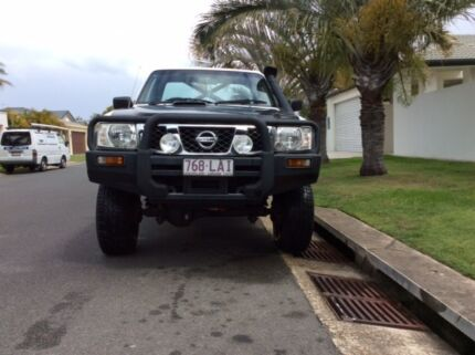 2007 Nissan Patrol Ute Arundel Gold Coast City Preview