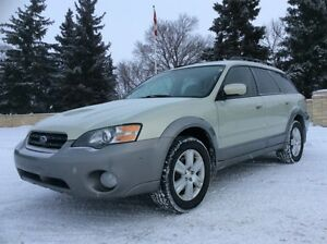 2005 Subaru Outback, LIMITED, AUTO, AWD, LEATHER, ROOF, $8,500
