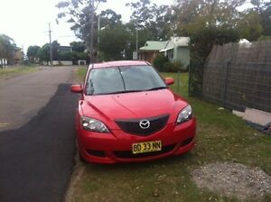 2004 Mazda Mazda3 Hatchback Soldiers Point Port Stephens Area Preview