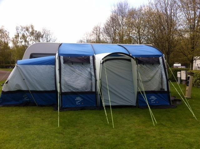 Sunncamp Mira 390 Awning With Annexe