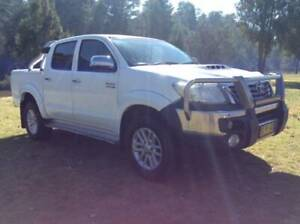 2013 Toyota Hilux SR5 Yass Yass Valley Preview