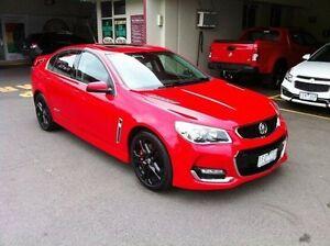 2015 Holden Commodore VF II MY16 SS V Redline Red 6 Speed Manual Sedan Berwick Casey Area Preview