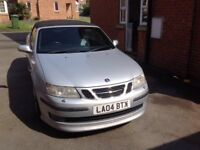 Saab 93 Convertible Aero, Good Condition, 12 Months MOT, Full Service History. Wind Deflector Inc