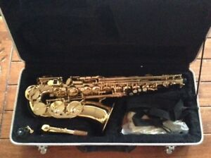Baron Alto Saxophone - Perfect Condition