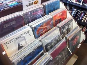 Great Selection of LP Album Records and Cassette Tapes