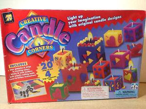 **NEW IN BOX** Creative candle corners Cambridge Kitchener Area image 1