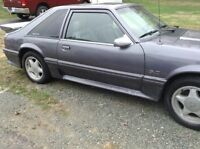 1989 Ford Mustang gt Coupe (2 door)